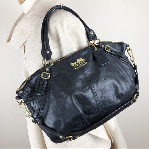 3997f92d170b Coach Handbags - Coach Madison Sophia Leather Bag G1026-15955.